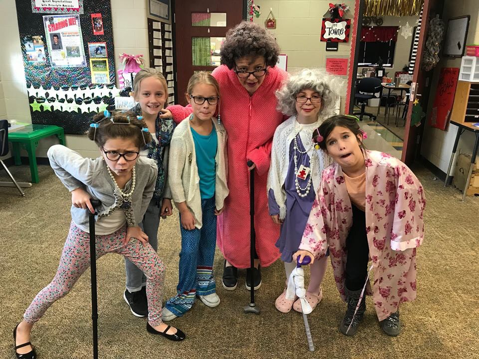 100th day of school picture
